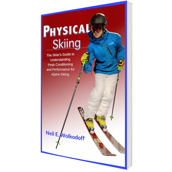 """Masterfit prominently featured in book """"Physical Skiing"""""""