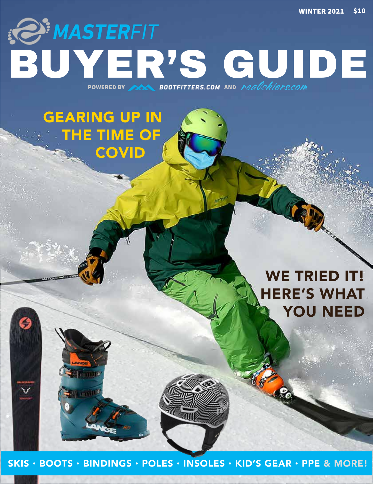 2021 Masterfit Realskiers Buyer's Guide