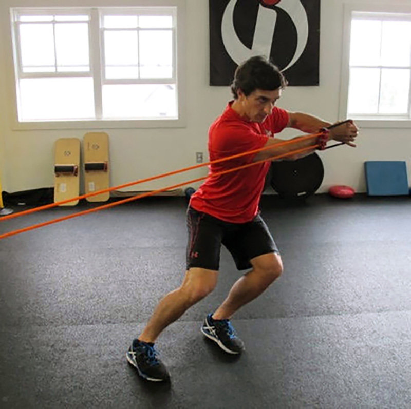 Side Rotation with resistance